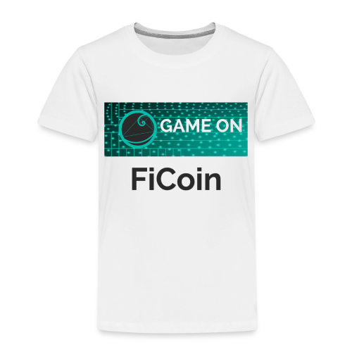 GameOn Dark Tekst - Kinderen Premium T-shirt