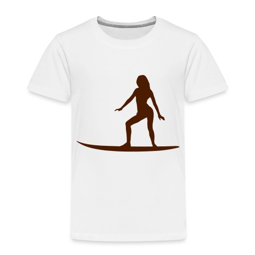 surfer_babe4 - Kinder Premium T-Shirt