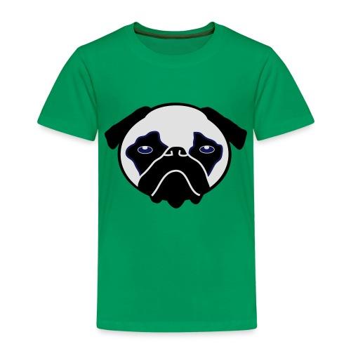 Mops, Hund - Kinder Premium T-Shirt
