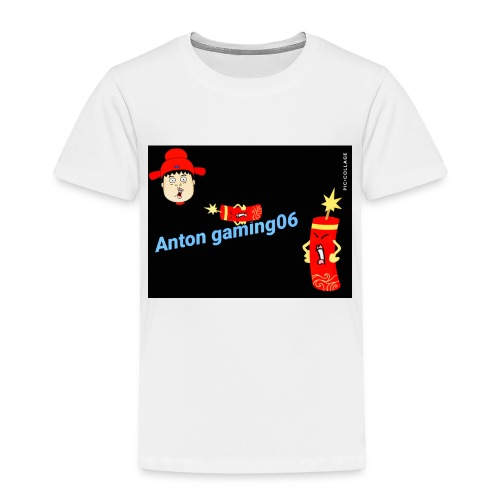 Anton gaming06 - Premium-T-shirt barn
