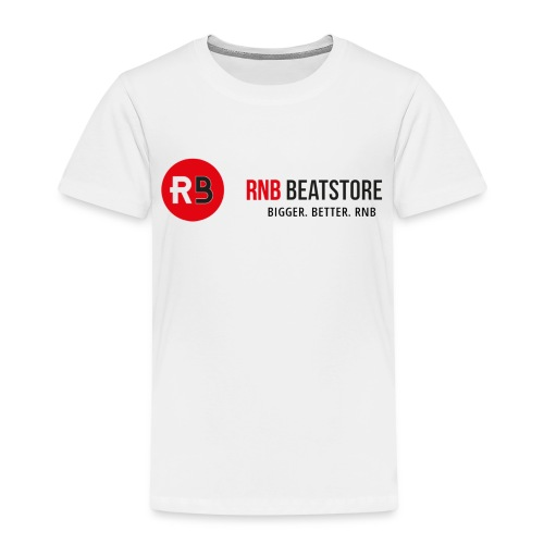 RNBBeatstore Shop - Kinderen Premium T-shirt