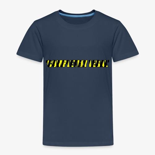 Hoodie Completely Legal - Kids' Premium T-Shirt