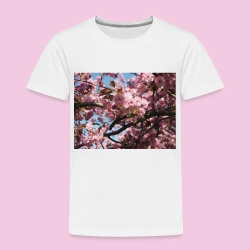 Japanische Kirschblütten - Kinder Premium T-Shirt