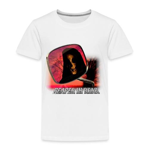 Reaper in Rear - Kids' Premium T-Shirt