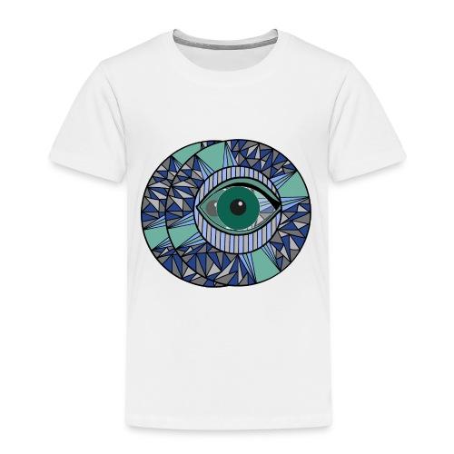 Schau mir in die Augen! - Kinder Premium T-Shirt