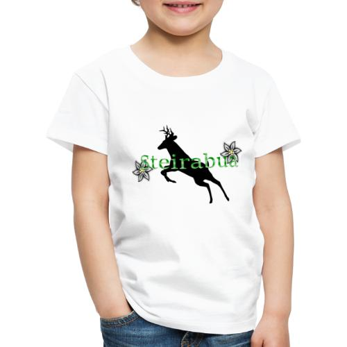 Steirabua - Kinder Premium T-Shirt