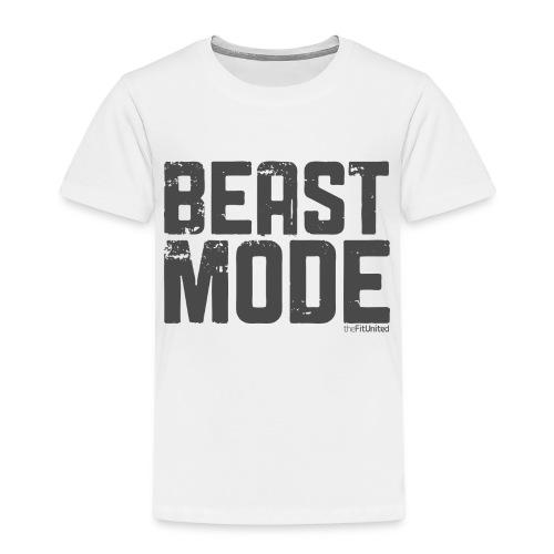 beastmode_logo - Kids' Premium T-Shirt