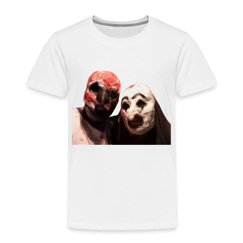 Horror Mask - Maglietta Premium per bambini
