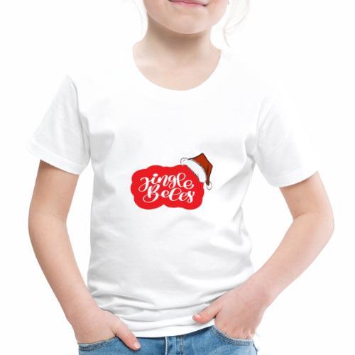 flubbers weihnachten jingle bells - Kinder Premium T-Shirt