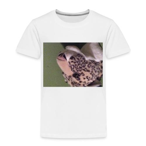 Opdekop tijger - Kinderen Premium T-shirt
