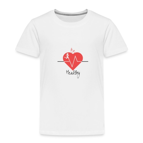 Logo Be Healthy - T-shirt Premium Enfant