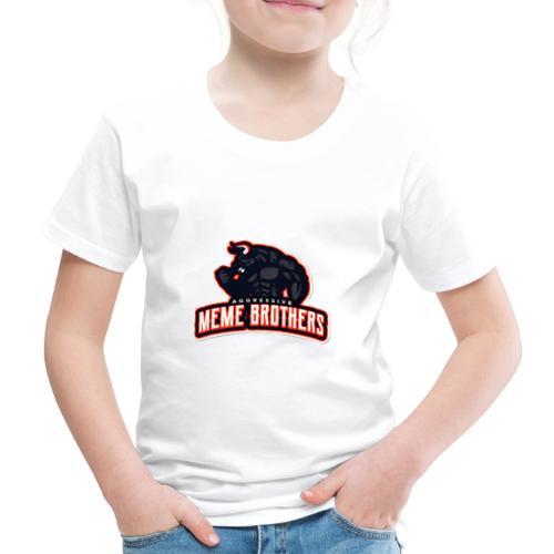Meme brothers Merch - Premium-T-shirt barn