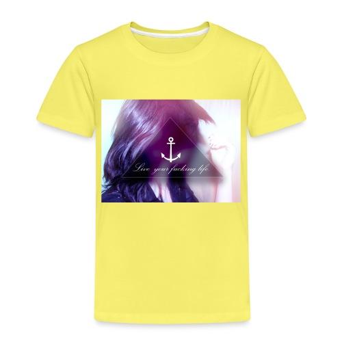 Live your f*cking life - Kinder Premium T-Shirt