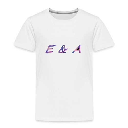 E & A MULTICOLOR COLLECTION - T-shirt Premium Enfant