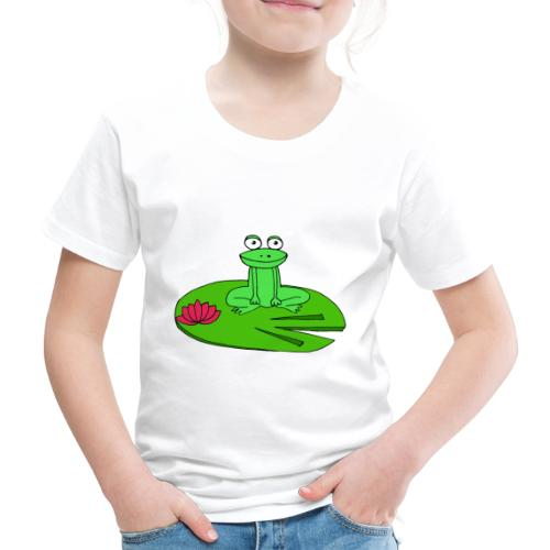 Molly la grenouille - T-shirt Premium Enfant