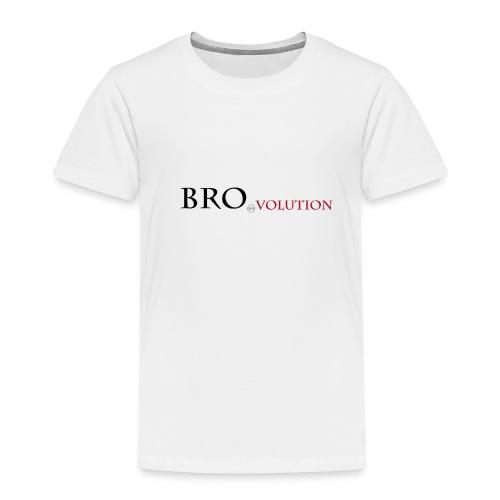 Bro Volution - designtes Stück für Coole Typen - Kinder Premium T-Shirt