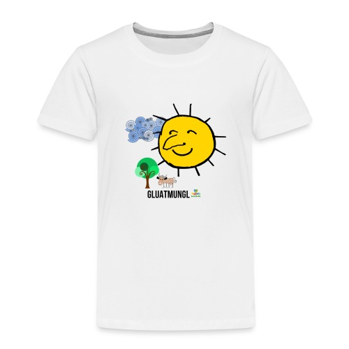 Gluatmungl - Kinder Premium T-Shirt