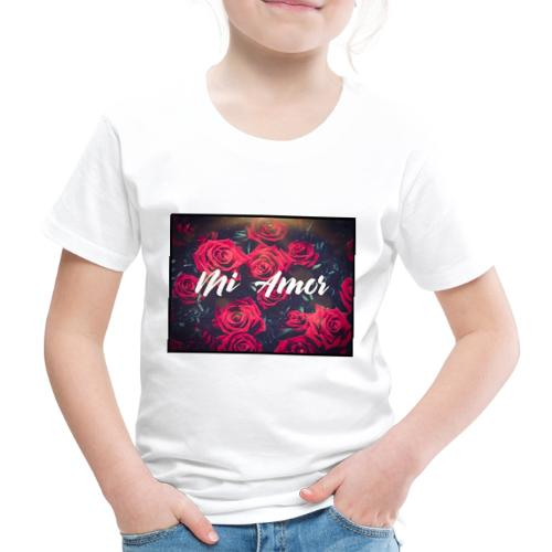Mi amor - Kinder Premium T-Shirt