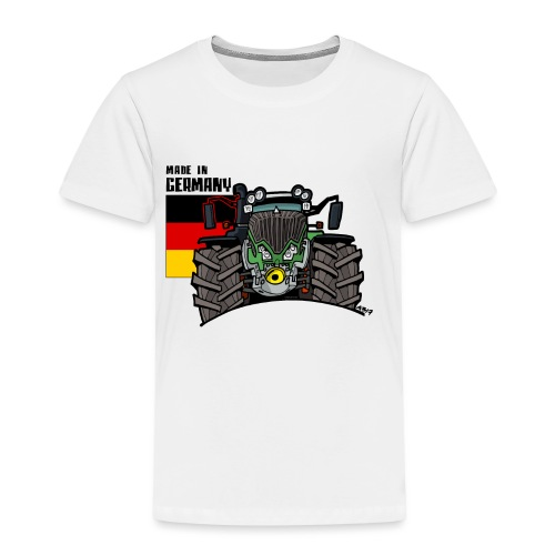 made in germany F - Kinderen Premium T-shirt