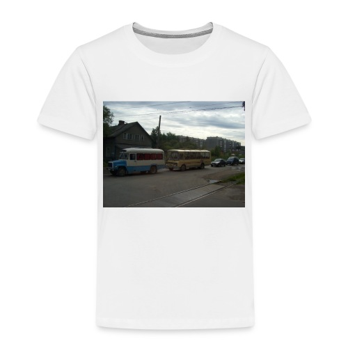 Sortavala - Lasten premium t-paita
