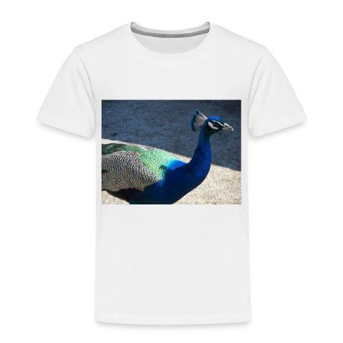 Riikinkukko - Lasten premium t-paita
