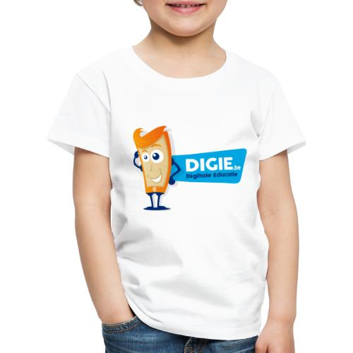 Digie.be - Kinderen Premium T-shirt