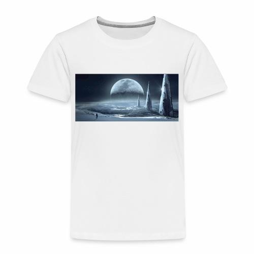 fantasy mond - Kinder Premium T-Shirt