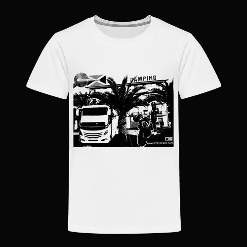 White Rastas Fan Artikel - Kinder Premium T-Shirt