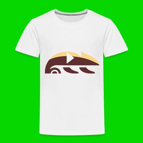 PlayButton Outback - Kids' Premium T-Shirt