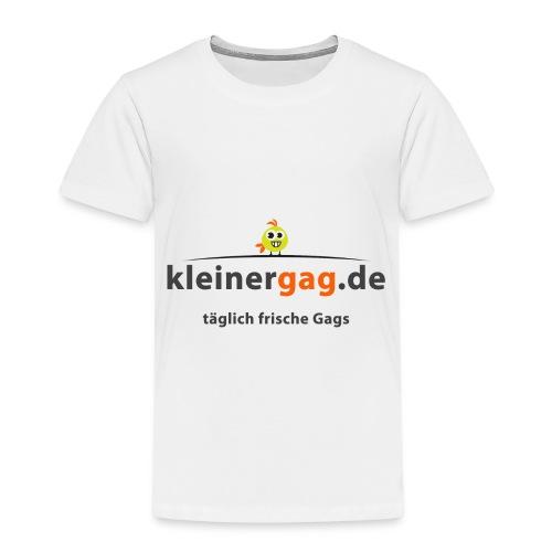 logotransp png - Kinder Premium T-Shirt