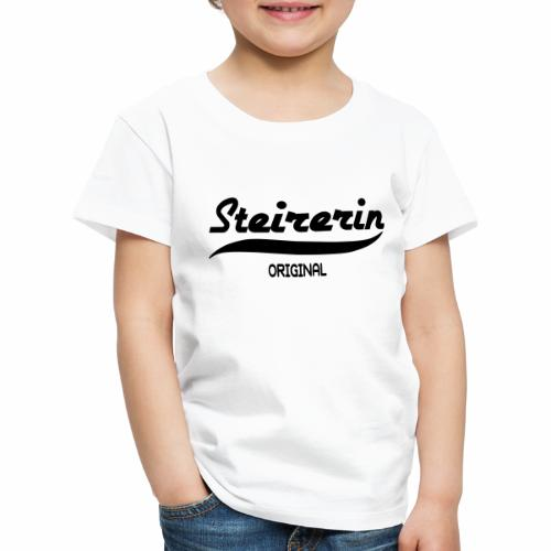 Steiermark - Kinder Premium T-Shirt