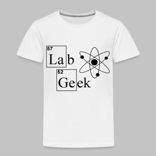 Lab Geek Atom - Kids' Premium T-Shirt
