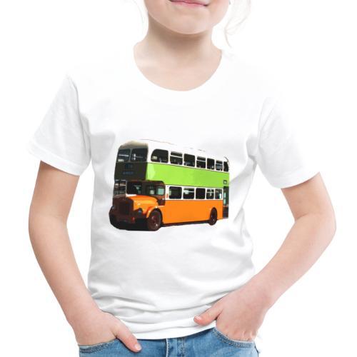 Glasgow Corporation Bus - Kids' Premium T-Shirt