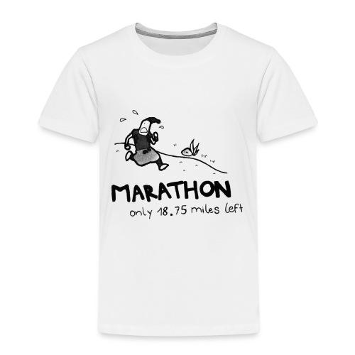 marathon-png - Koszulka dziecięca Premium