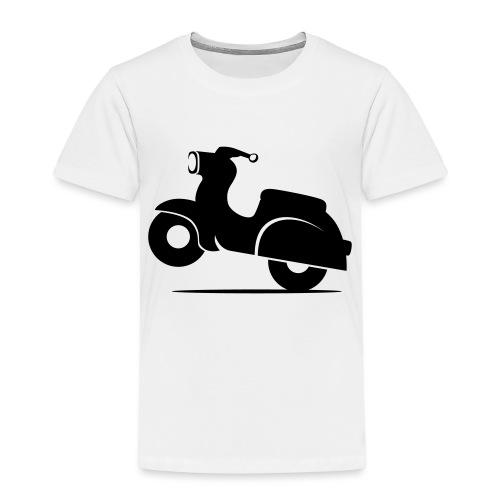 Schwalbe knautschig - Kinder Premium T-Shirt