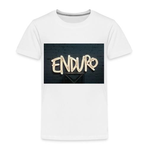 Koszulka z logiem Enduro. - Koszulka dziecięca Premium