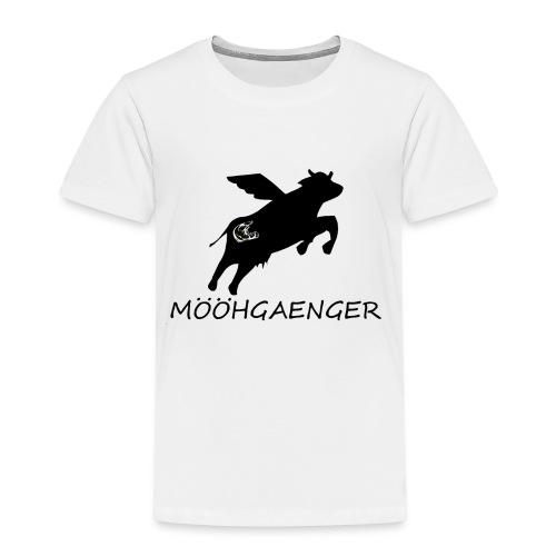 möhgaenger png - Kinder Premium T-Shirt