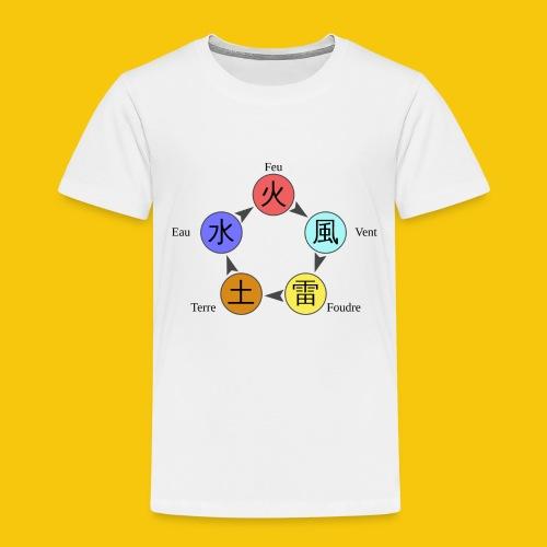 Mug Chakra - T-shirt Premium Enfant