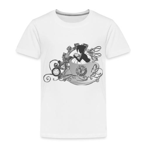 Coffee Cogs Fairy - Kids' Premium T-Shirt