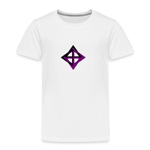star octahedron geommatrix - Kids' Premium T-Shirt