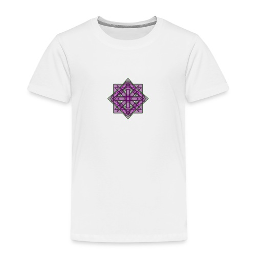 geometronology - Kids' Premium T-Shirt