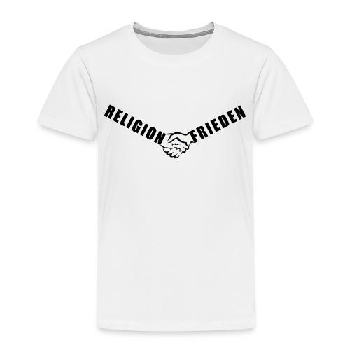 46_Handschlag_01 - Kinder Premium T-Shirt