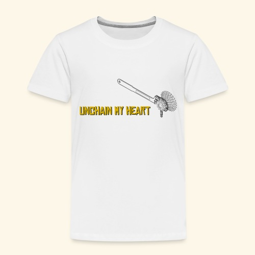 Unchain my heart - Camiseta premium niño