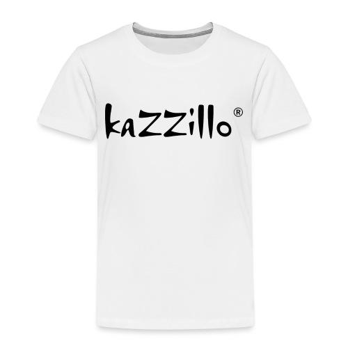 Logo kazzillo - Maglietta Premium per bambini
