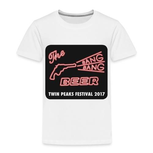 ban bang beer - Kinder Premium T-Shirt
