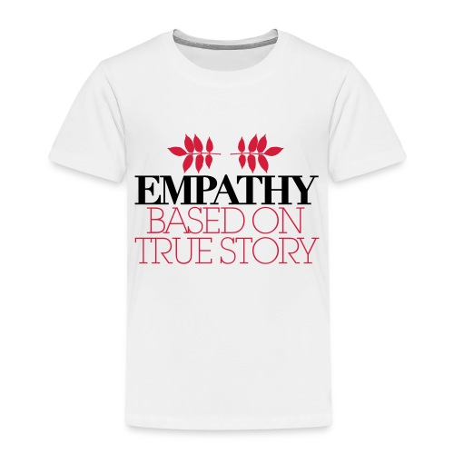empathy story - Koszulka dziecięca Premium