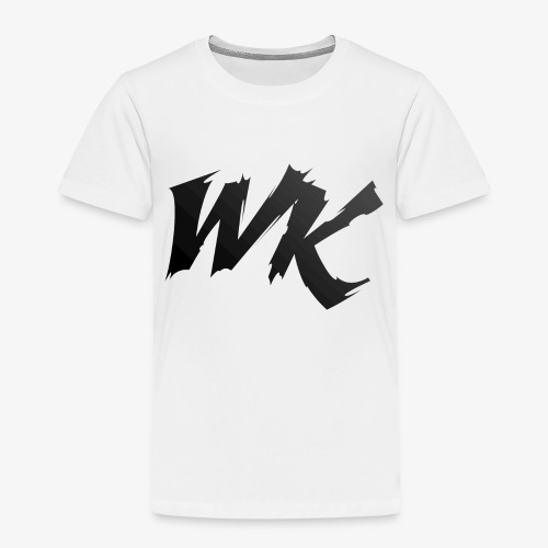 WK black - Kids' Premium T-Shirt