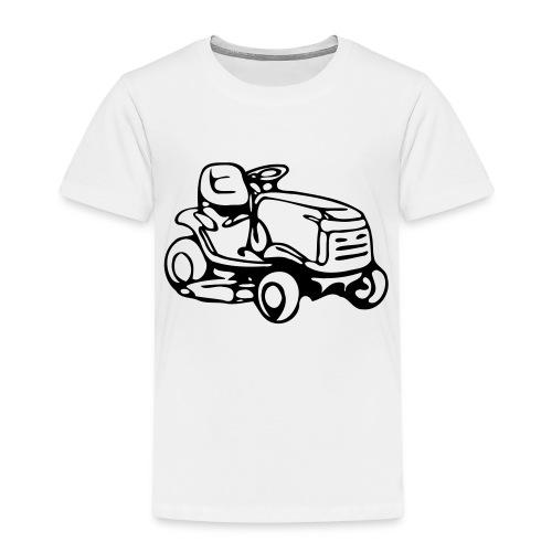 Mähmaschine - Kinder Premium T-Shirt