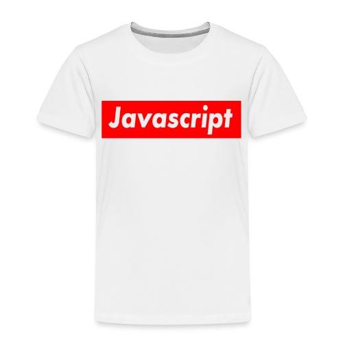 Javascript - Kids' Premium T-Shirt
