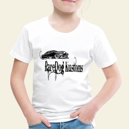 rd kustoms typed - Børne premium T-shirt